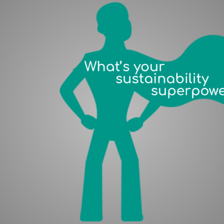 What's Your Sustainability Superpower?